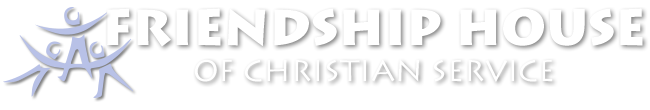 Friendship House of Christian Service, Logo