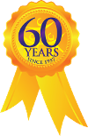 Ribbon - 60 Years